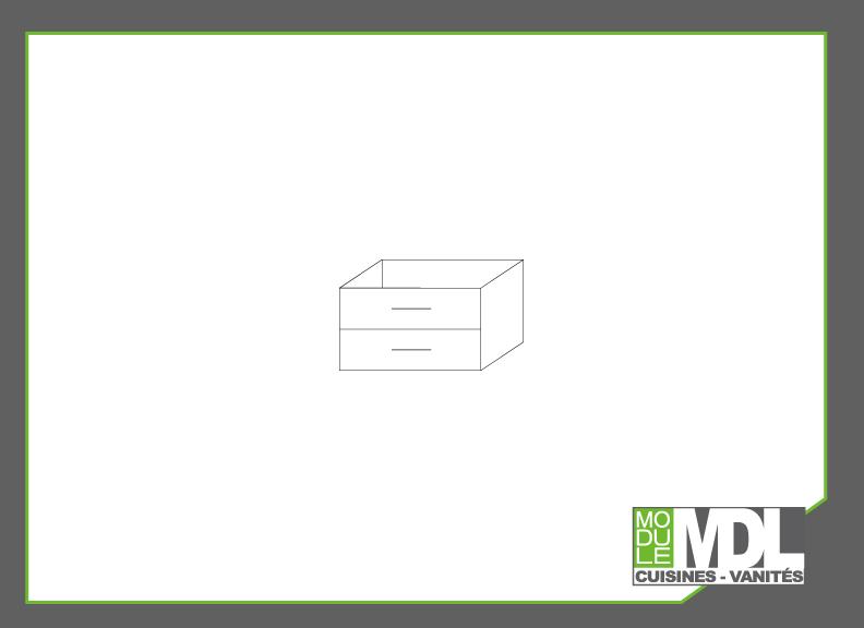 Module MDL - Manufacturier armoires de cuisine et salle de bain