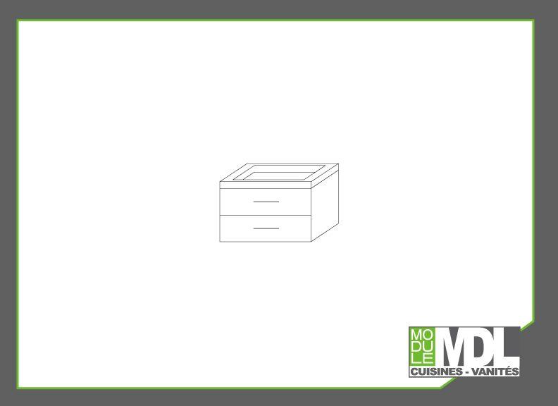 MODULE MDL Fabricant de Cuisine et Vanité salle de bain.